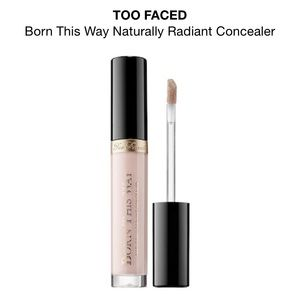 NEW Too Faced Born this Way Radiant Concealer